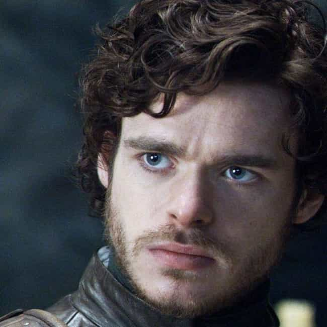 Robb Stark is listed (or ranked) 4 on the list The Best Members of House Stark