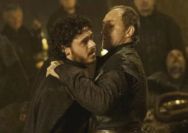 Robb Stark is listed (or ranked) 3 on the list The Most Important 'Game of Thrones' Character Deaths