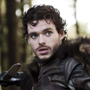 Robb Stark is listed (or ranked) 18 on the list The Most Hardcore Game of Thrones Characters