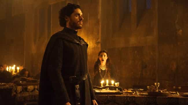 Robb Stark is listed (or ranked) 3 on the list Which Gruesome 'Game Of Thrones' Death Are You, Based On Your Zodiac Sign?