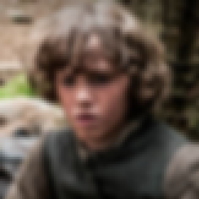 Rickon Stark is listed (or ranked) 5 on the list 20 GoT Characters Who Basically Disappeared from the Show