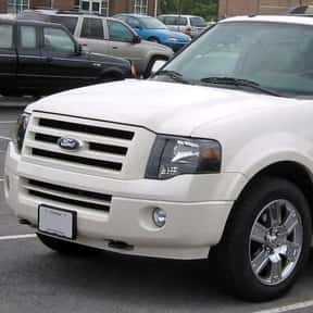 2007 Ford Expedition is listed (or ranked) 24 on the list The Best Sport Utility Vehicles of All Time
