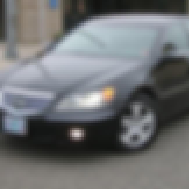 2007 Acura RL is listed (or ranked) 4 on the list List of All Cars Made in 2007