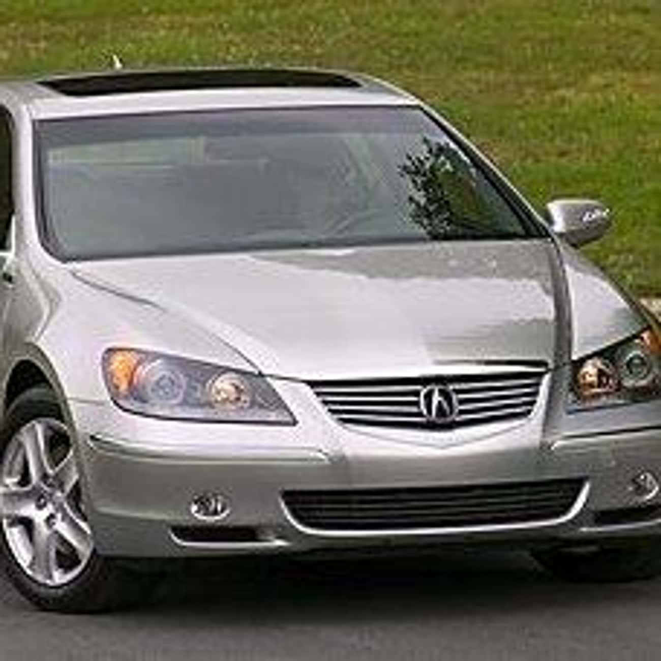 2006 Acura RL is listed (or ranked) 2 on the list List of All Cars Made in 2006