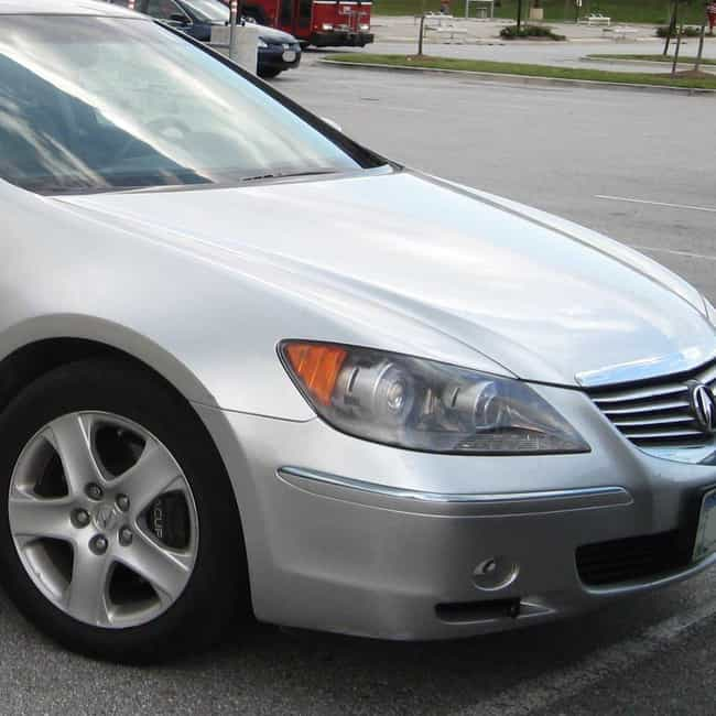 Most Reliable Acura RLs