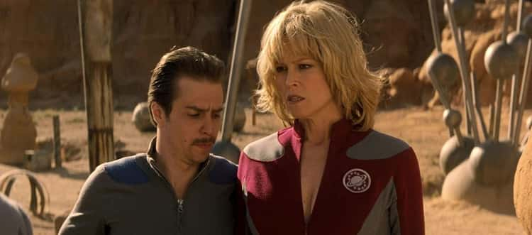 'Galaxy Quest' - As A Neutoric Redshirt Who Knows He's A Redshirt