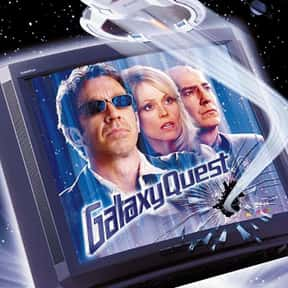 Galaxy Quest is listed (or ranked) 7 on the list The Best Time Travel Comedies, Ranked