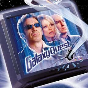 Galaxy Quest is listed (or ranked) 18 on the list The Best Space Movies