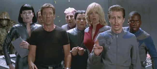Galaxy Quest is listed (or ranked) 4 on the list What to Watch If You Love Star Wars