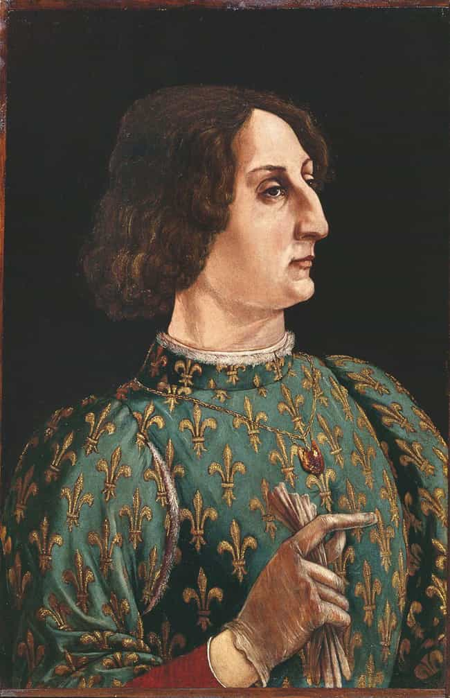 Galeazzo Maria Sforza is listed (or ranked) 2 on the list The Most Brutal Medieval Monarchs