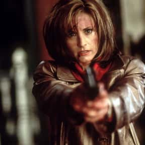 Gale Weathers is listed (or ranked) 10 on the list The Best Final Girls From Horror Movie History