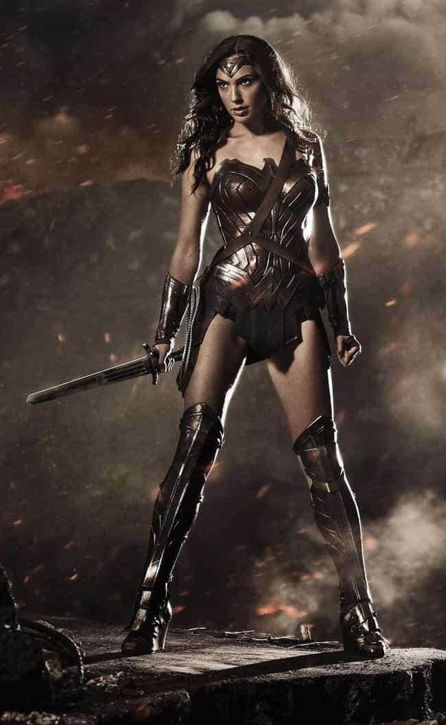 Gal Gadot is listed (or ranked) 1 on the list Wonder Woman Casting Call: Who Should Play Wonder Woman?