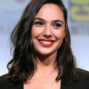 Gal Gadot is listed (or ranked) 14 on the list The Most Influential Actors Of 2019
