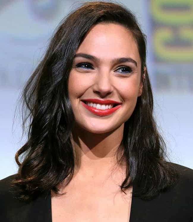 Gal Gadot is listed (or ranked) 3 on the list 2016 Maxim Hot 100