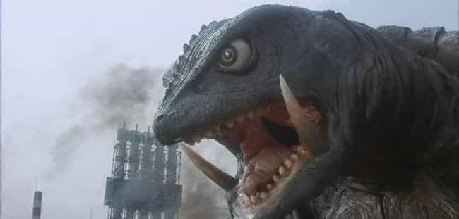 Gamera: Guardian of the ... is listed (or ranked) 3 on the list The Best Kaiju Movies That Don't Have Godzilla In Them