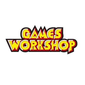 Games Workshop is listed (or ranked) 10 on the list List of Board Game Companies