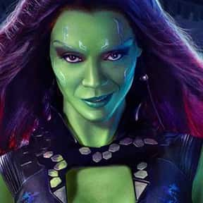Gamora is listed (or ranked) 12 on the list Who Will Die In Avengers: Infinity War?