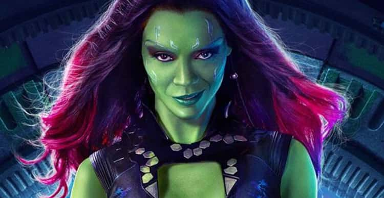 Taurus: Gamora