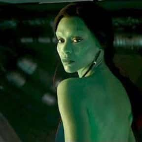 Gamora is listed (or ranked) 22 on the list The Best Characters In The Marvel Cinematic Universe