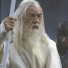 Gandalf is listed (or ranked) 9 on the list The Best Movie Characters Of All Time