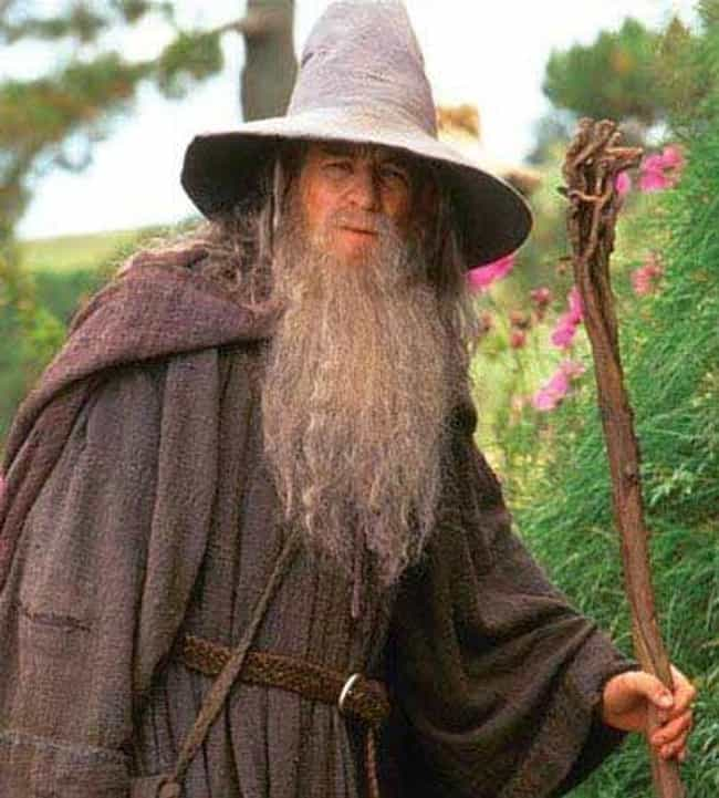 Gandalf is listed (or ranked) 1 on the list Sean Connery Nearly Played All Of Your Favorite Movie Characters