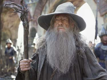 Gandalf's Famous Gray Lock is listed (or ranked) 2 on the list The Best Old Man Bushy Beards in Pop Culture
