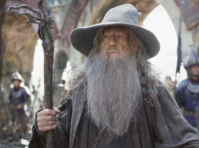 Gandalf is listed (or ranked) 2 on the list The Best Old Man Bushy Beards in Pop Culture