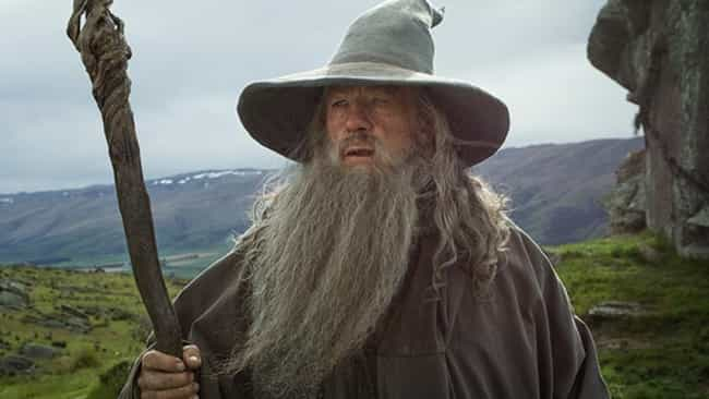 Gandalf is listed (or ranked) 1 on the list Which Fictional Wizard Would Win In A Magical Mega-Duel?