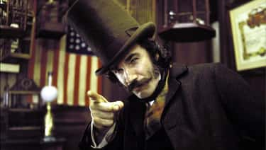 Daniel Day-Lewis Playing Bill The Butcher In 'Gangs Of New York'