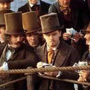 Gangs of New York is listed (or ranked) 16 on the list The Best Mafia Films