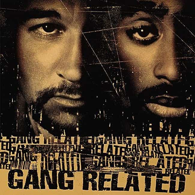 Gang Related is listed (or ranked) 4 on the list The Best Tupac Shakur Movies