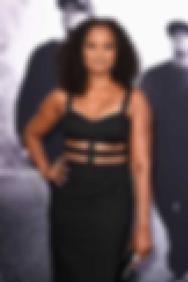 Garcelle Beauvais is listed (or ranked) 4 on the list Opposite Sex Cast List