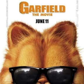 Garfield: The Movie is listed (or ranked) 14 on the list The Best Cat Movies
