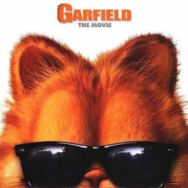 Garfield: The Movie is listed (or ranked) 3 on the list The Best Movies and Series in the Garfield Franchise