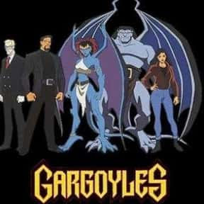 Gargoyles is listed (or ranked) 14 on the list The Most Crude and Classic '90s Adult Cartoons