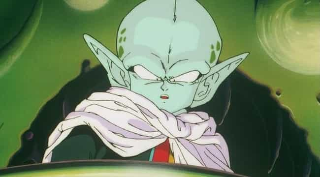 Garlic Jr. is listed (or ranked) 3 on the list 16 Super Lame Anime Villains You Never Cared About