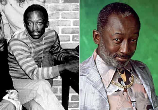 Garrett Morris is listed (or ranked) 4 on the list Roc Cast List