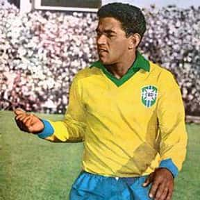 Garrincha is listed (or ranked) 6 on the list The Best Soccer Players from Brazil