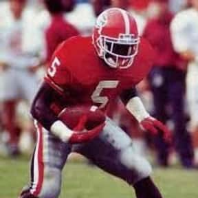 Garrison Hearst is listed (or ranked) 9 on the list The Best College Running Backs of the 1990s