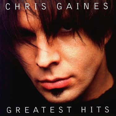 'The Life of Chris Gaines' - G is listed (or ranked) 1 on the list What '90s CDs Are You Most Embarrassed You Owned?