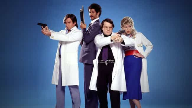 Garth Marenghi's Darkpla... is listed (or ranked) 4 on the list Underrated British Comedies To Watch When You're Tired Of Watching 'The Office' Again