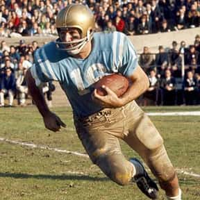 Gary Beban is listed (or ranked) 8 on the list The Best UCLA Football Players of All Time