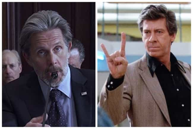 Gary Cole is listed (or ranked) 2 on the list Who Would Star In 'The Breakfast Club' If It Were Made Today?