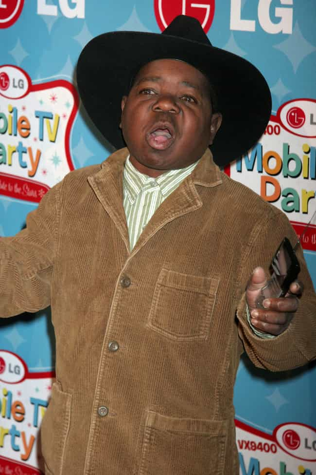 Gary Coleman is listed (or ranked) 4 on the list Child Actors Who Tragically Died Young
