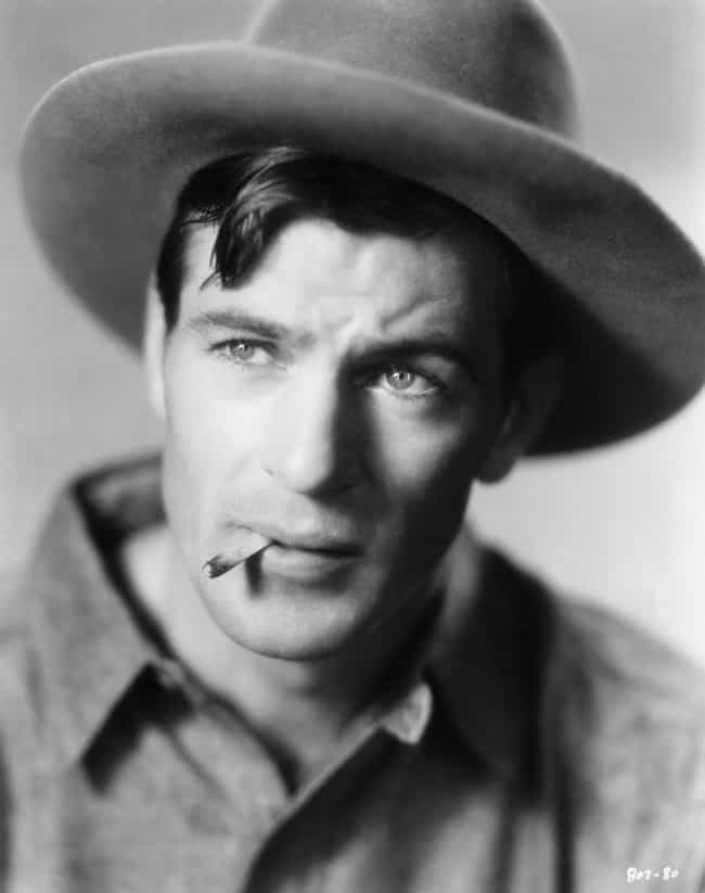 Gary Cooper is listed (or ranked) 2 on the list Historical Male Sex Symbols, Ranked By The Likelihood They Would Be Sex Symbols Now