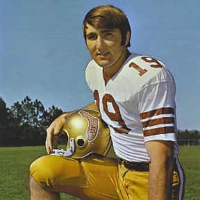 Gary Huff is listed (or ranked) 19 on the list The Best Tampa Bay Buccaneers Quarterbacks of All Time