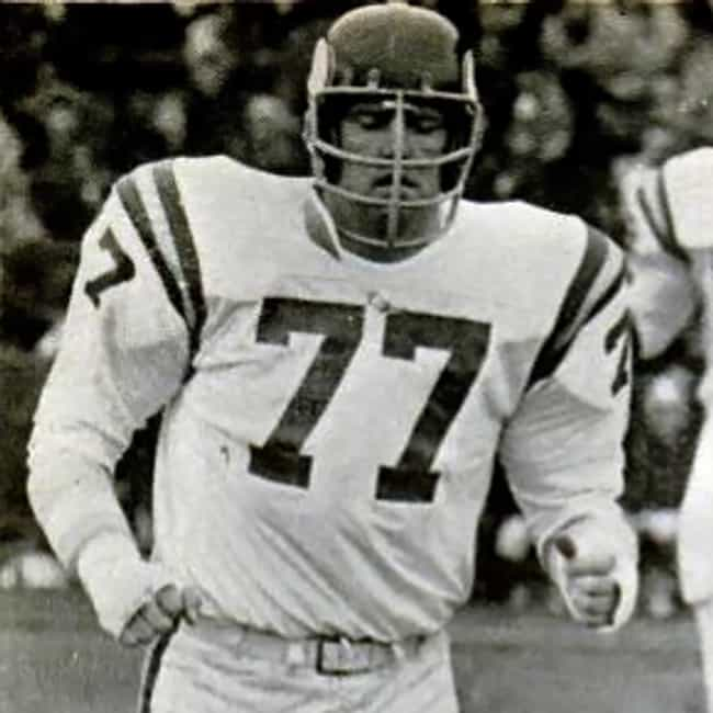 Gary Larsen is listed (or ranked) 3 on the list The Best NFL Players From North Dakota