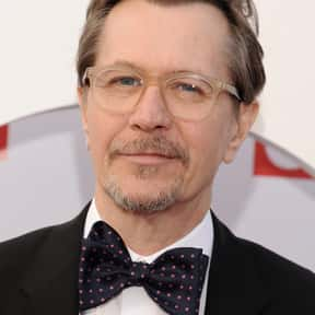 Gary Oldman is listed (or ranked) 14 on the list The Best Living English Actors