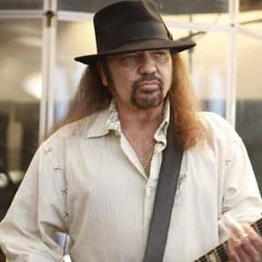 Gary Rossington is listed (or ranked) 13 on the list Capricorn Records Complete Artist Roster
