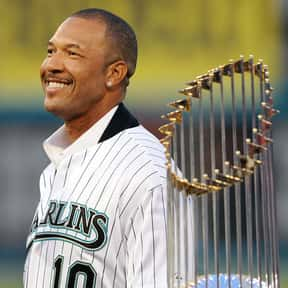 Gary Sheffield is listed (or ranked) 5 on the list The Best Miami Marlins of All Time